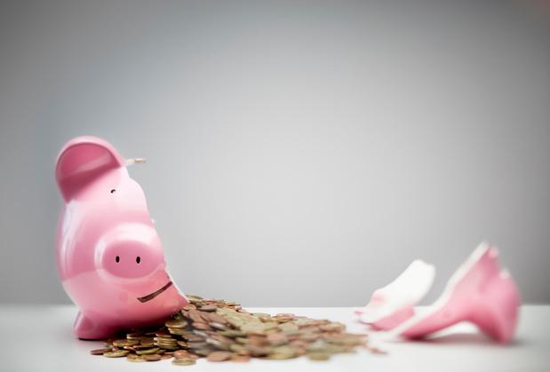 Près de la moitié des Belges disposent de moins de trois mois de réserves d'épargne