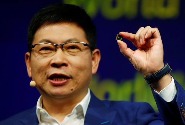 ARM continue de fournir des puces à Huawei