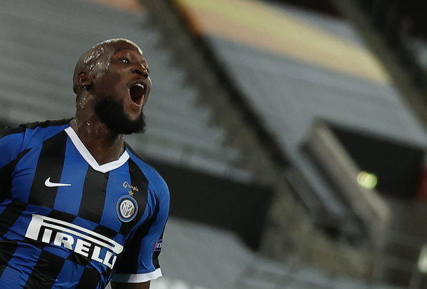 "Romelu Lukaku: ""Nous serons de retour sempre forza Inter"""
