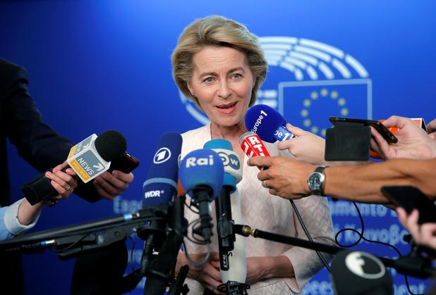 Groenen over von der Leyen: 'Ze kent niet veel van Europese instellingen'
