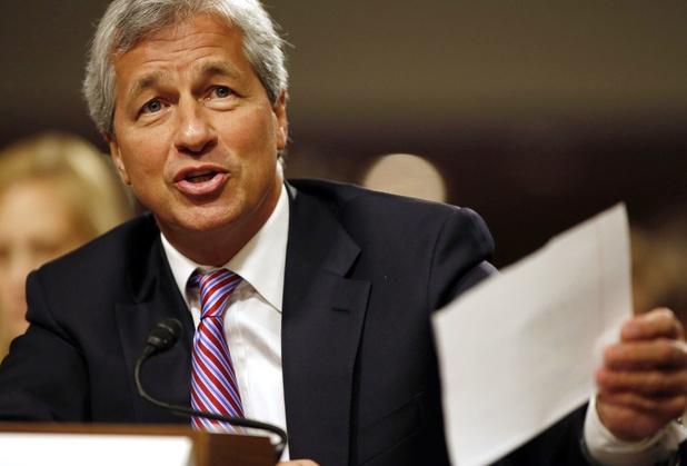 Le PDG de JPMorgan Chase opéré du coeur, sa succession va de nouveau se poser