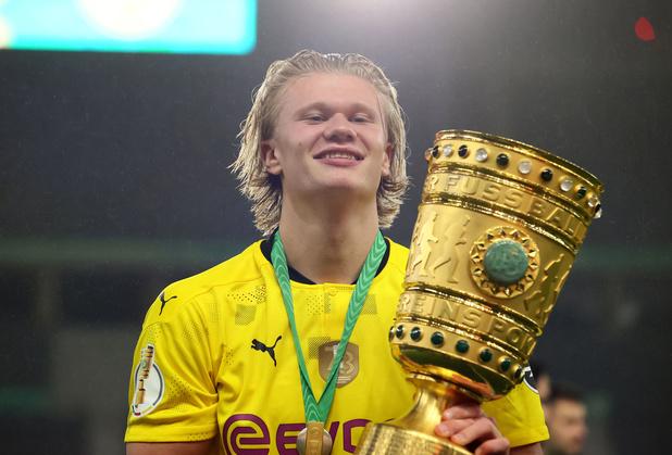 Dortmund wint Duitse beker na 4-1 tegen Leipzig
