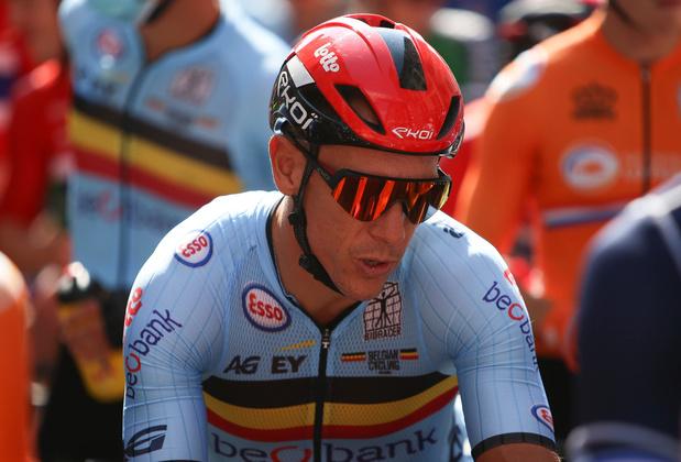 Philippe Gilbert candidat à la Commission des athlètes de l'UCI