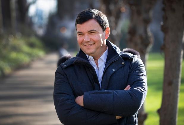 """Thomas Piketty: """"Imposer les comptes-titres à 0,15 %, c'est très peu"""""""