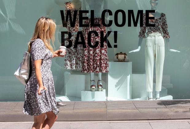 """""""La situation critique et inédite perdure"""": 80% des commerçants attendent toujours le retour des clients"""