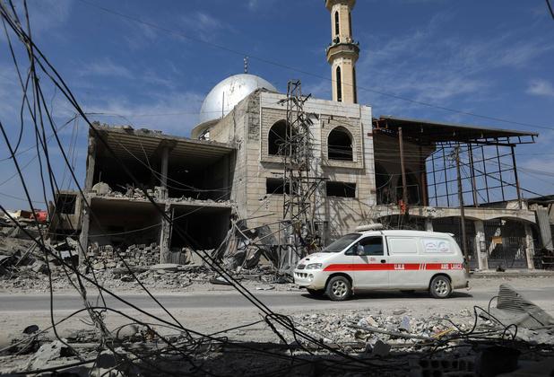 Peiling: één op de drie Belgen vindt het 'part of the job' dat hulpverleners gedood worden tijdens conflict