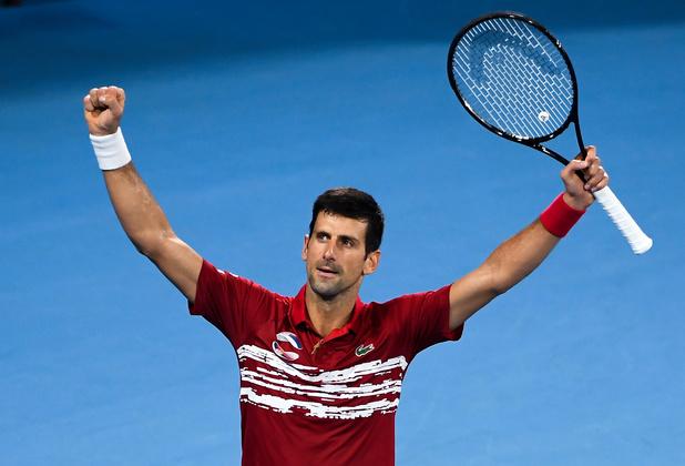 La Serbie empoche la 1ère édition de l'ATP Cup