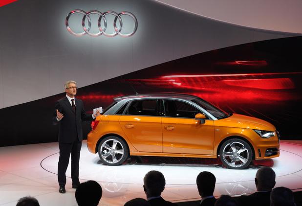 """Dieselgate: l'ex-patron d'Audi va être jugé pour """"fraude"""" en Allemagne"""