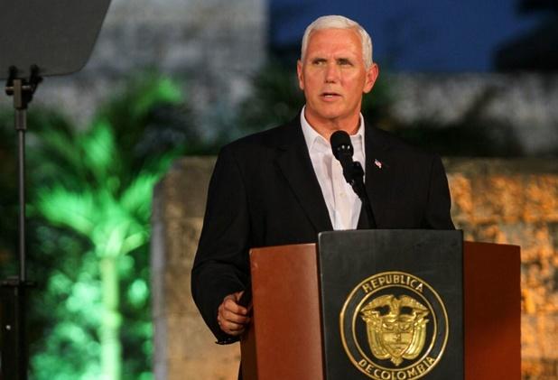 Le vice-président américain demande à l'ONU de reconnaître Guaido comme dirigeant du Venezuela