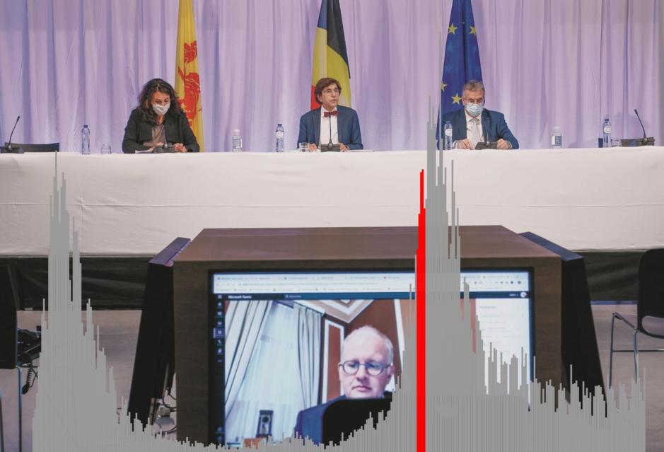 Un an de Covid, épisode 3: le jour de la réunion secrète des francophones