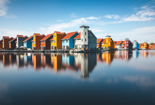 De wereld in multicolor: twintig kleurrijke bestemmingen