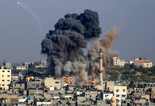 L'escalade de violences entre Palestiniens et forces de sécurité israéliennes