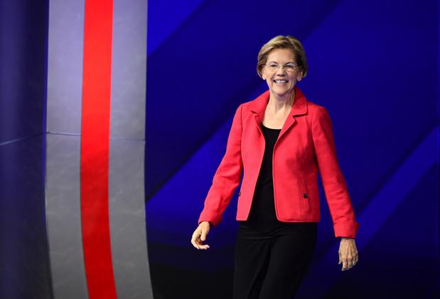 Elizabeth Warren, la candidate démocrate qui veut démanteler Facebook