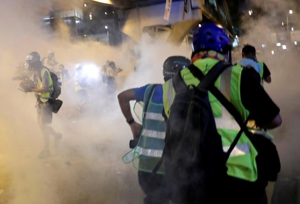À Hong Kong, le parlement occupé plusieurs heures par des manifestants