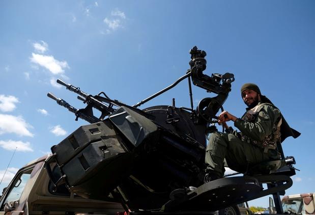 Troepen Haftar voerden luchtaanval uit op buitenwijk hoofdstad Libië
