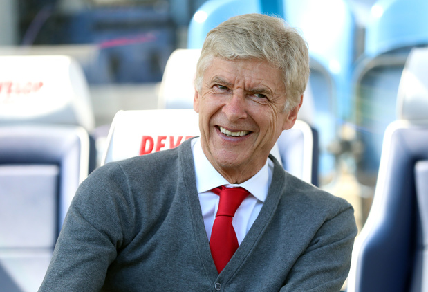 La nouvelle idée d'Arsène Wenger pour le hors-jeu