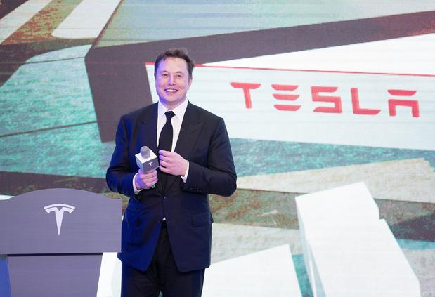 Tesla: une hausse auto-alimentée