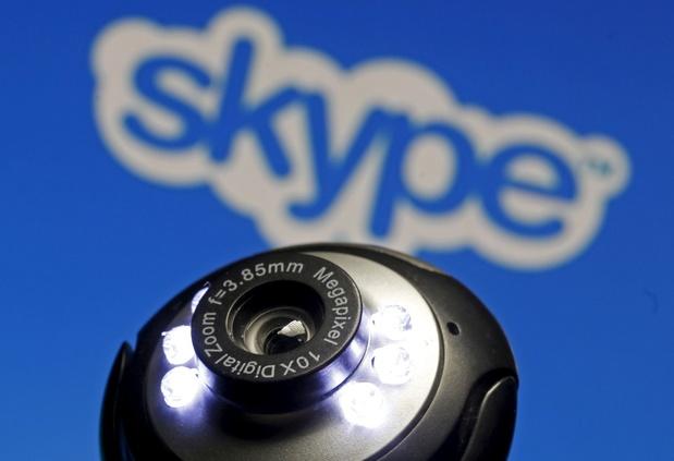 'Microsoft laat onderaannemers bepaalde Skype-gesprekken beluisteren'