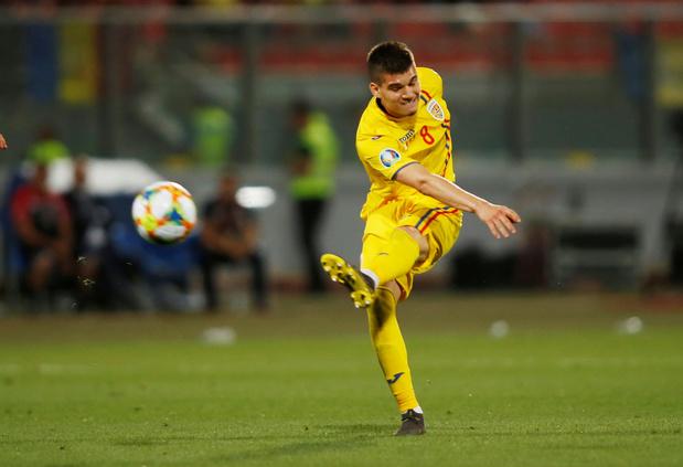 Le Roumain Ianis Hagi a signé un contrat de trois ans avec le Racing Genk