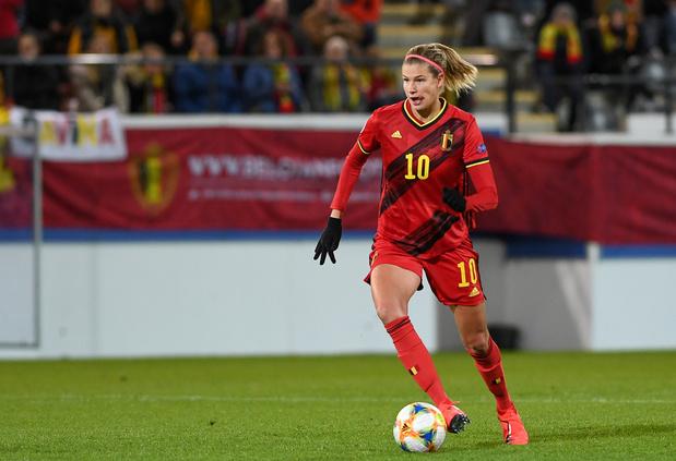 LDC: pourquoi Justine Vanhaevermaet va devoir jouer son match à domicile... en Hongrie