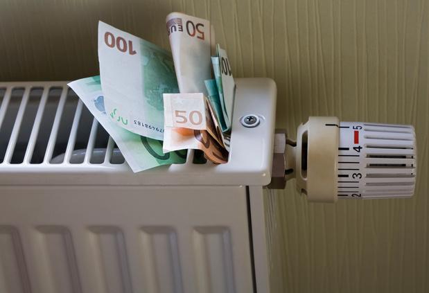 Au moins 400.000 ménages belges ont du mal à payer leur facture d'énergie
