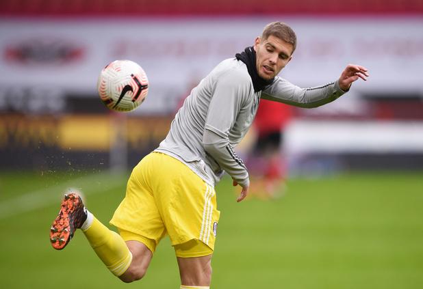 Antwerp huurt Maxime Le Marchand van Fulham, verhuurt Junior Pius aan STVV