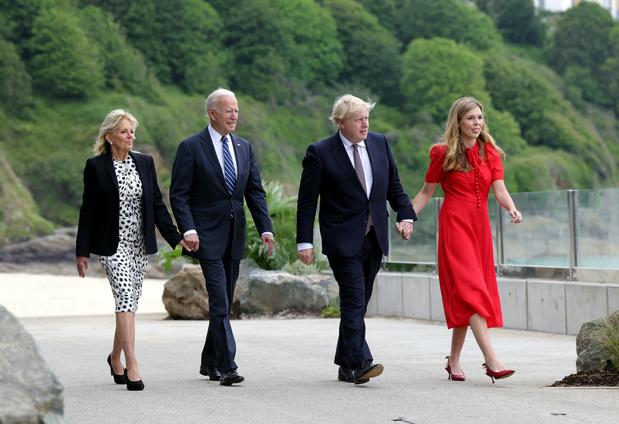 Premier G7 en présentiel depuis la pandémie qui fera la part belle aux vaccins et au climat