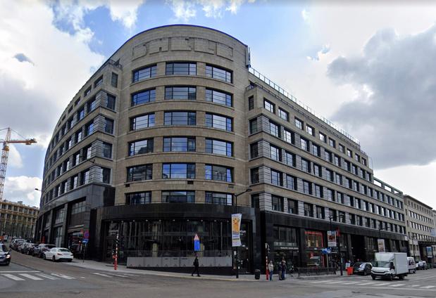 Salesforce betrekt nieuw kantoor in het centrum van Brussel