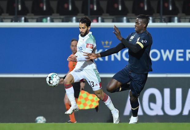 Antwerp gaat onderuit bij OH Leuven, Club Brugge zeker van Europees voetbal