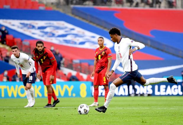 Angleterre-Belgique: l'âme et la manière (analyse)