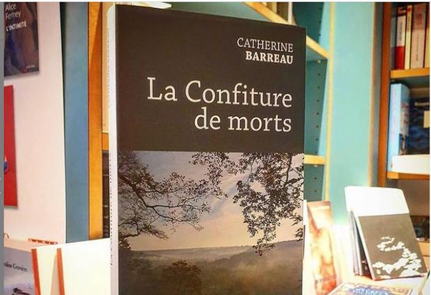 Le prix Victor Rossel de littérature 2020 remis à Catherine Barreau