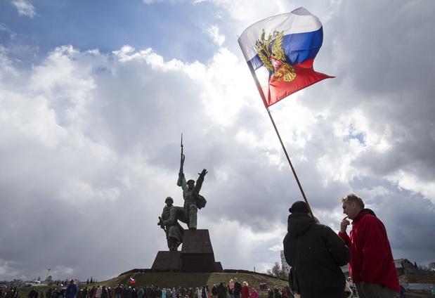 Apple montre la Crimée comme faisant partie de la Russie