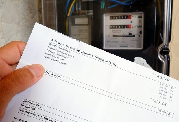 La facture d'énergie trop salée pour des centaines de milliers de ménages