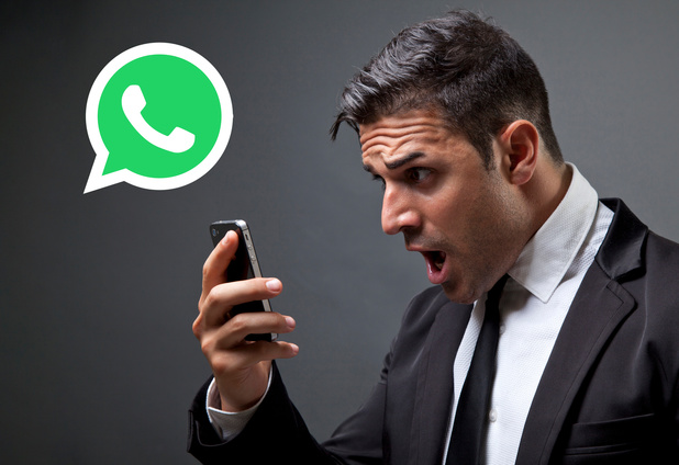 Europese klacht tegen nieuwe gebruiksvoorwaarden WhatsApp
