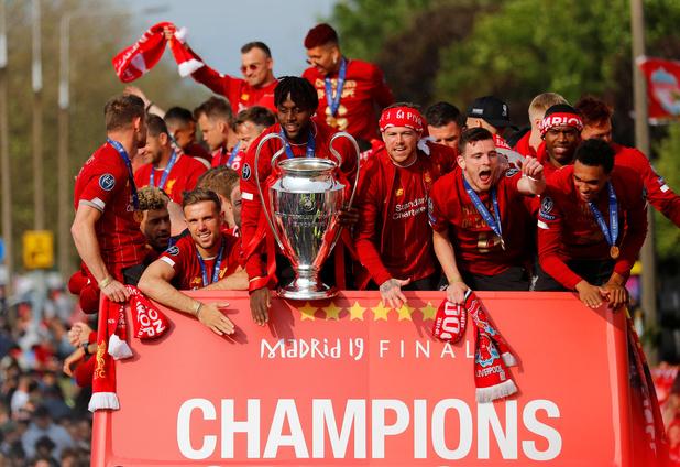 Pourquoi Liverpool est déjà assuré de jouer la prochaine édition de la Ligue des Champions