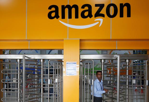 Amazon opent gigantische campus in India