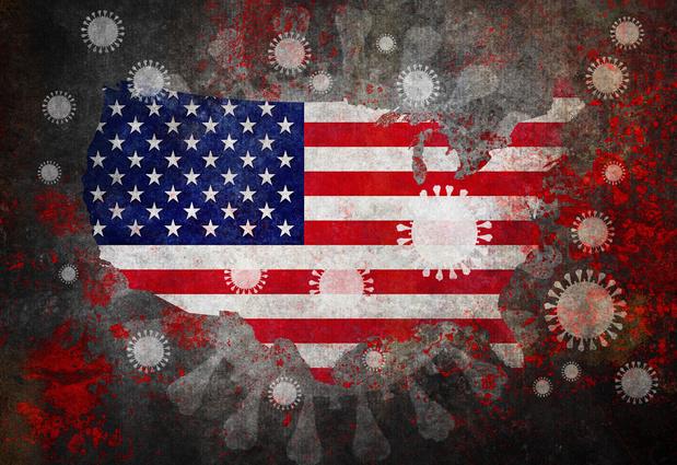 Etats-Unis: Plus de 3.000 morts du Covid-19 en un jour