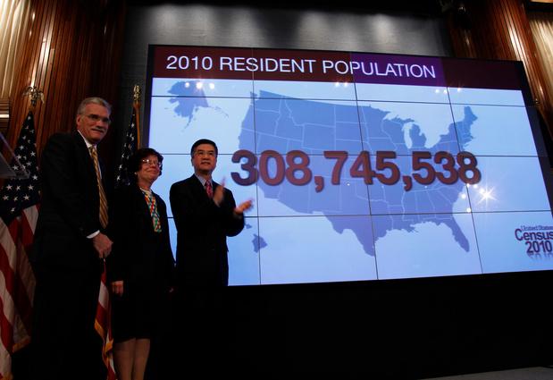 Telling VS: groei van bevolking vertraagt