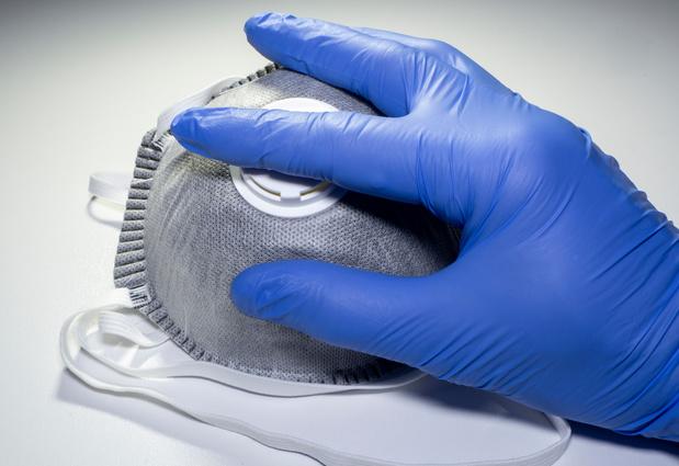 FOD Volksgezondheid verdeelt 100.000 FFP2-maskers