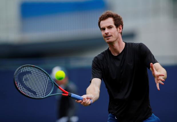 Andy Murray renonce à disputer l'US Open en simple