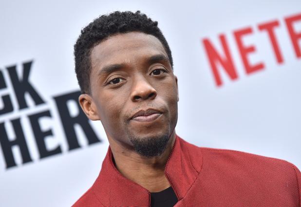 Décès de Chadwick Boseman, acteur principal de Black Panther