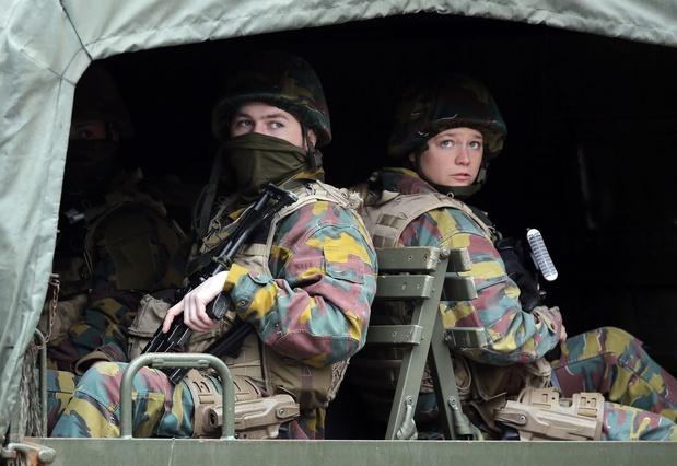 Un exercice va réunir plus de 1.000 militaires belges et français en Wallonie