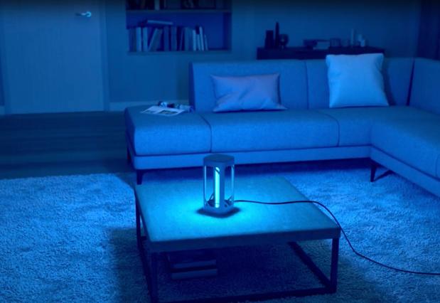 Signify commercialise une lampe qui protège du coronavirus