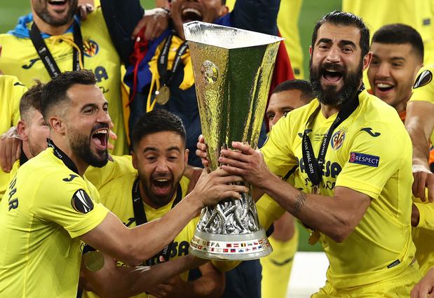 Le triomphe de Villarreal, un doigt d'honneur à la Super League