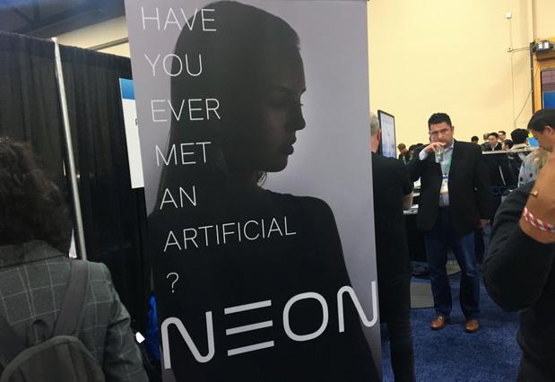 L'avatar humain ultra-réaliste de Samsung déçoit et questionne
