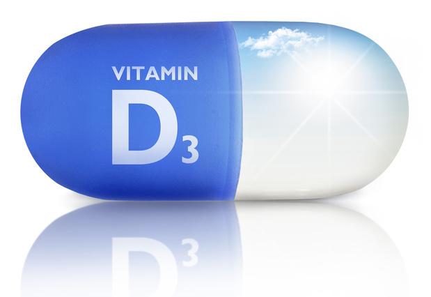 COVID-19: vitamine D et risque de mortalité