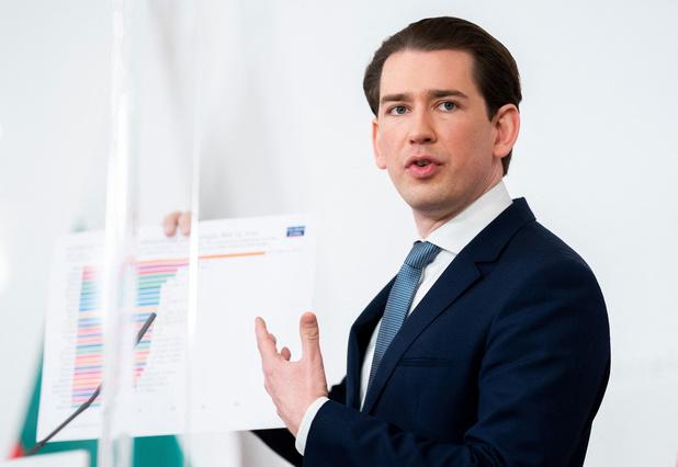 Oostenrijks gerecht stelt onderzoek in naar mogelijke valse getuigenis van kanselier Kurz
