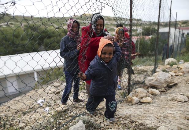 """""""Aucune invasion de migrants en Italie"""", selon la nouvelle ministre de l'Intérieur"""