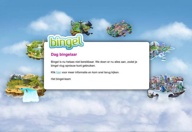 Digitaal leerplatform Bingel lag vrijwel de hele ochtend plat (update)