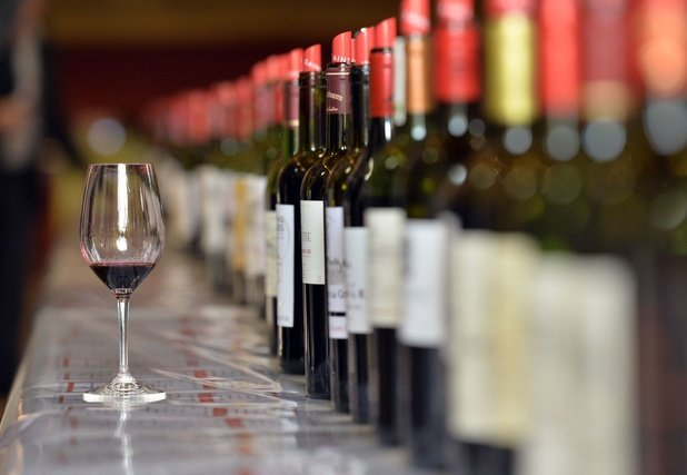 500.000 bouteilles de Grands Crus de Bordeaux importées en Belgique l'an passé